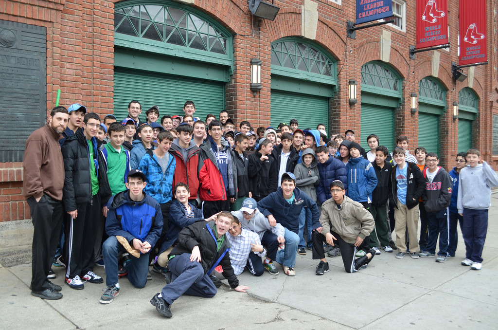 DRS students enjoyed a trip to Fenway Park, in addition to other fun-filled activities.