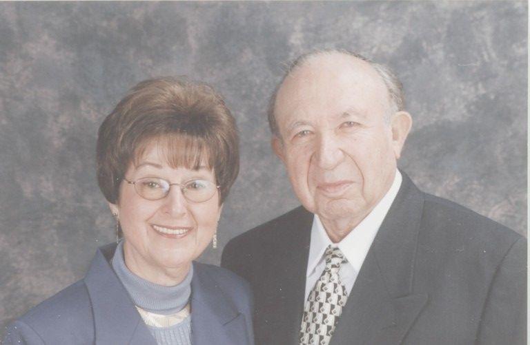 Rabbi Eugene and Dr. Annette Labovitz
