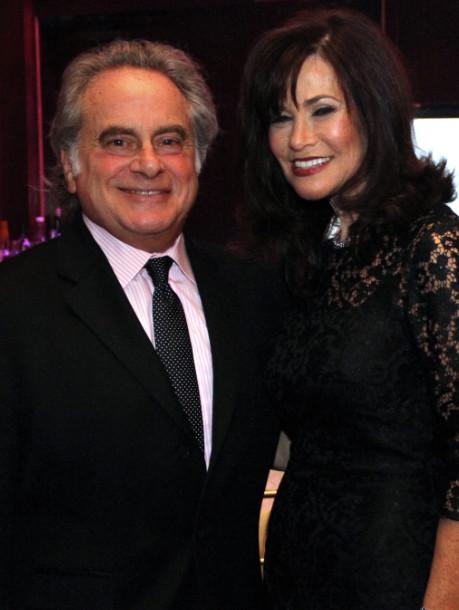 Judy Joszef and Ben Brafman