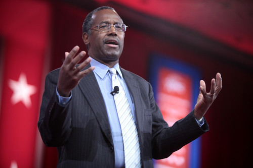 Ben Carson ignited a media firestorm with his recent comments on Jews, guns, and the Holocaust.