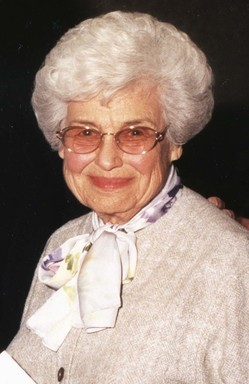 "Miriam Harris Goldberg, OM""B"