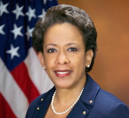 Attorney General Loretta Lynch.