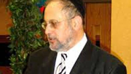 Rabbi Jordon Kelemer of the Young Israel of West Hempstead.