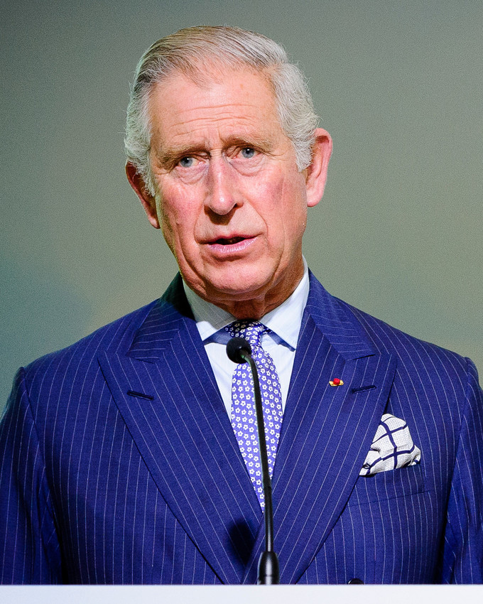 Prince Charles at the 2015 United Nation Climate Change Conference.