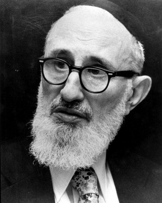 Rav Soloveitchik