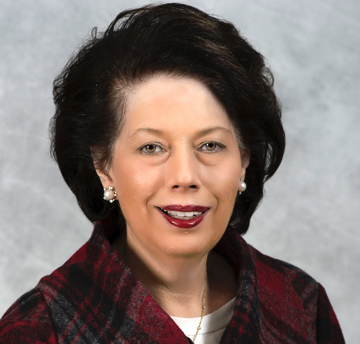 HAFTR librarian Phyllis Horowitz.