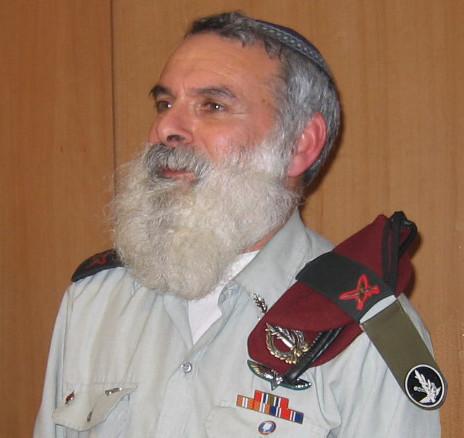 """Rabbi Avichai Rontzki zt""""l"""