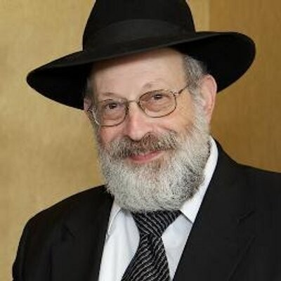 Rabbi Avi Shafran, director of public affairs for Agudath Israel of America.