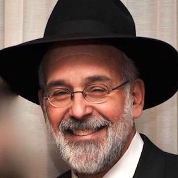 Rabbi David Etengoff, a Torah columnist for The Jewish Star.
