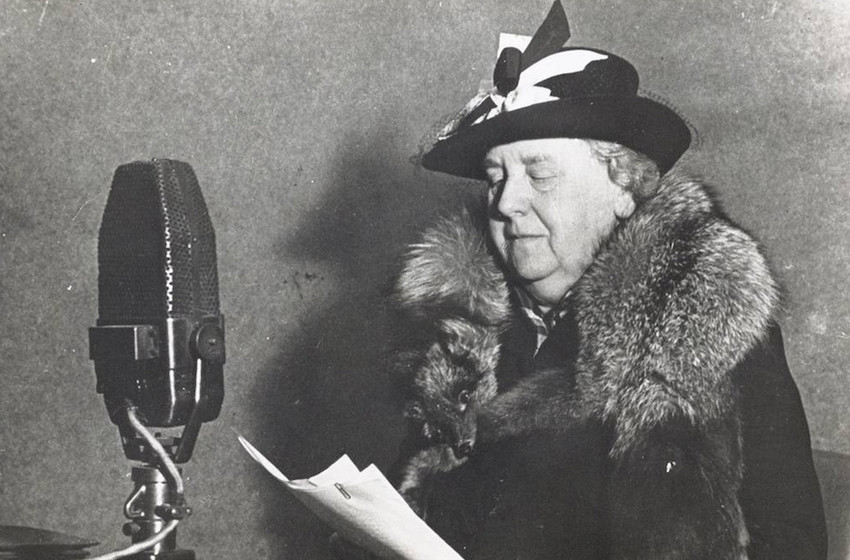 In countless wartime broadcasts, Queen Wilhelmina of the Netherlands rallied the Dutch but mentioned Jews only three times.