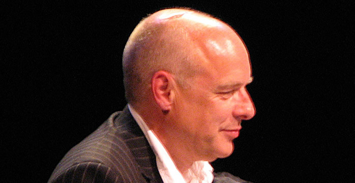Brian Eno in 2006.