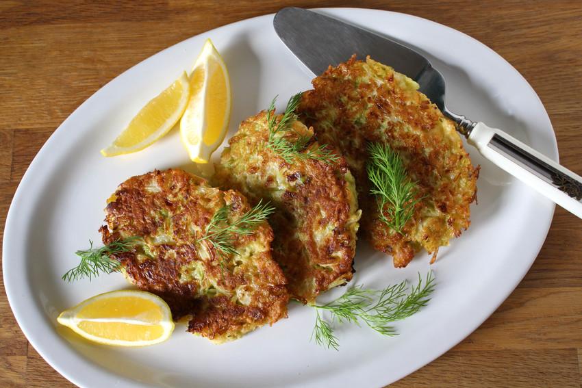 Vegetarian Cabbage Schnitzel