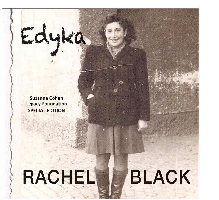 Rachel Black's 'Edyka' album