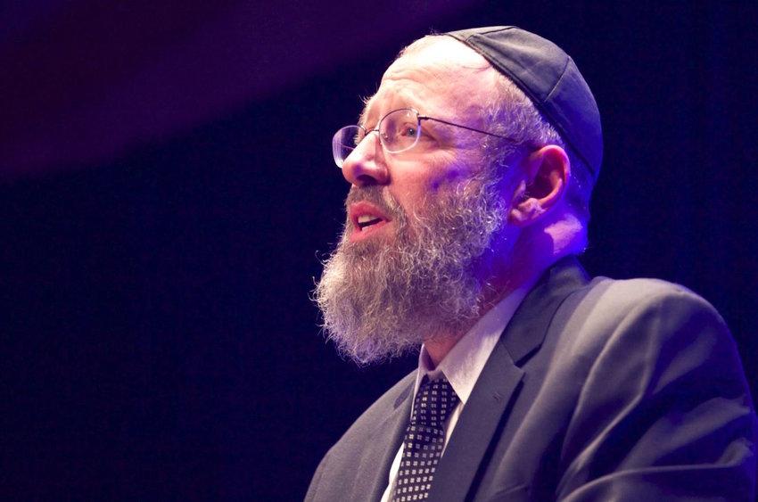 Rabbi Ahron Lopiansky