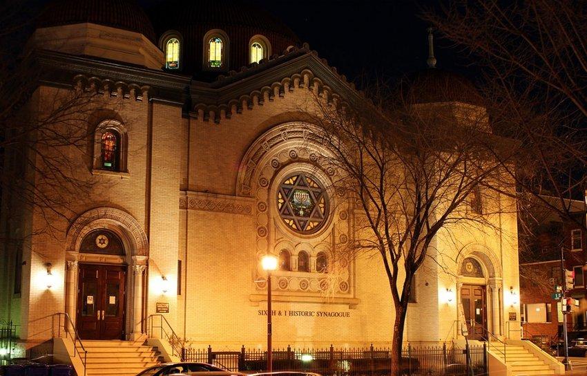 Sixth & I Synagogue in Washington, DC.