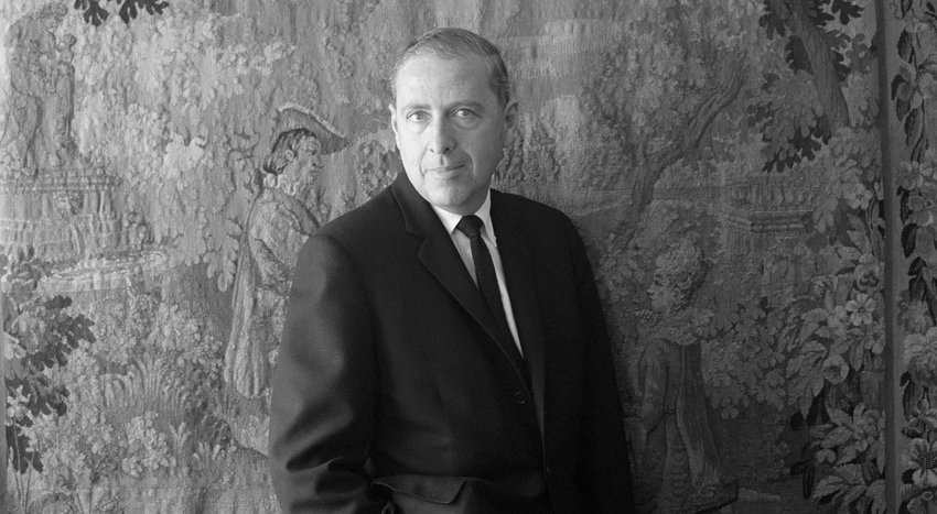 Novelist Herman Wouk