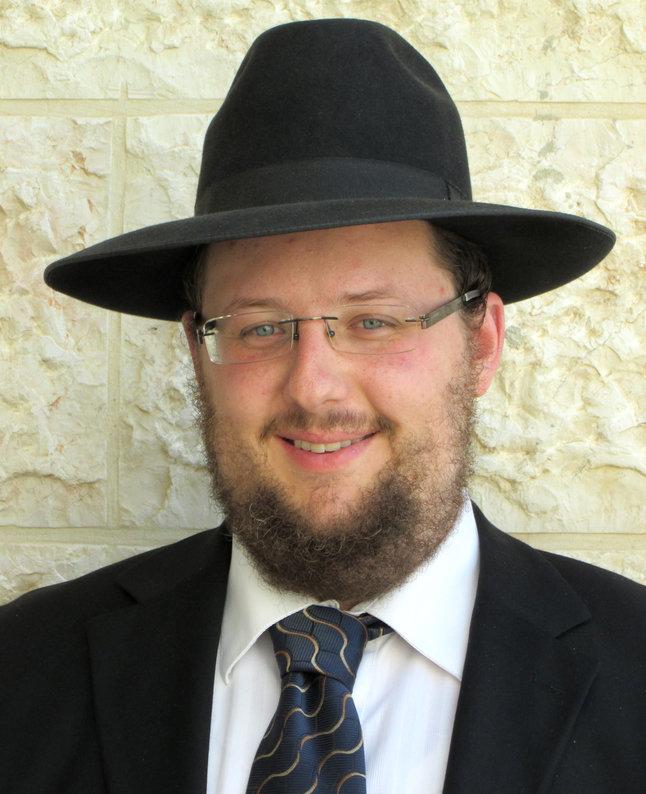 Rabbi Reuven Chaim Klein
