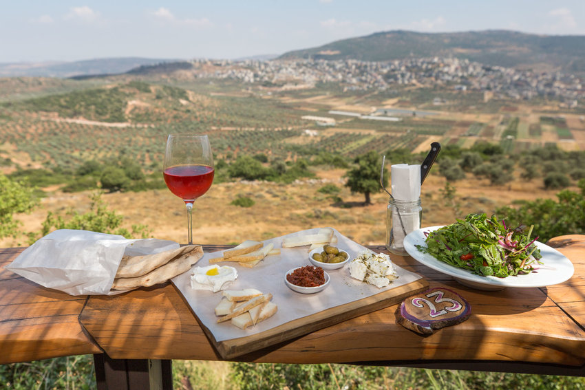 Lotem Winery in the Galilee.