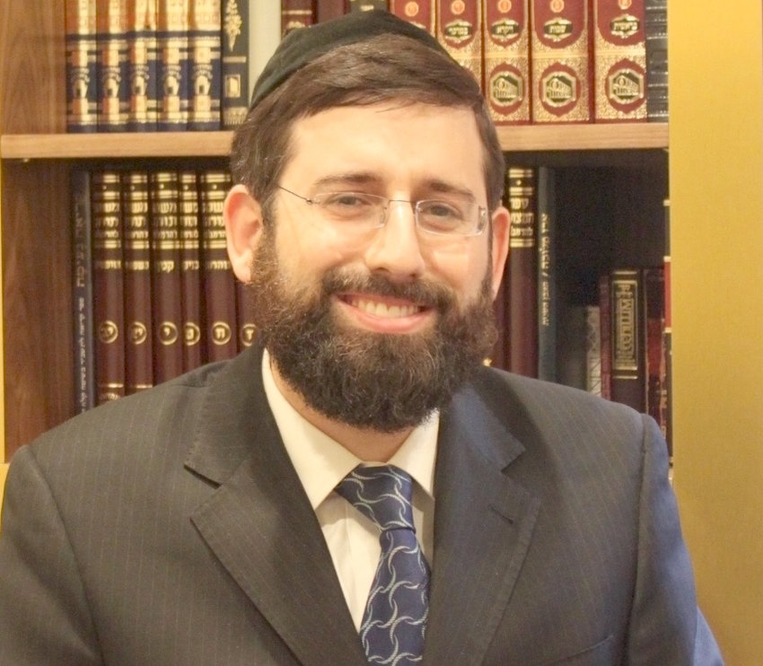 Rabbi Daniel Glatstein of Kehillas Ahavas  Yisrael of Cedarhurst.