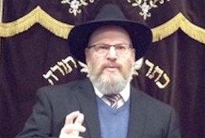 Rabbi Pinchas Chatzinoff
