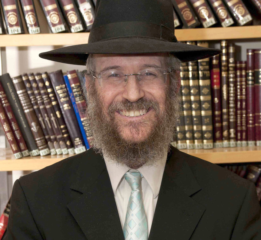 Rabbi Asher Baruch Wegbreit