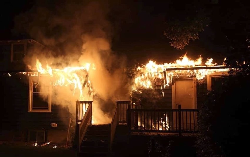 A fire at the University of Delaware Chabad on Aug. 25 has been ruled an arson. An earlier fire at a Chabad House in Portland was also ruled arson.