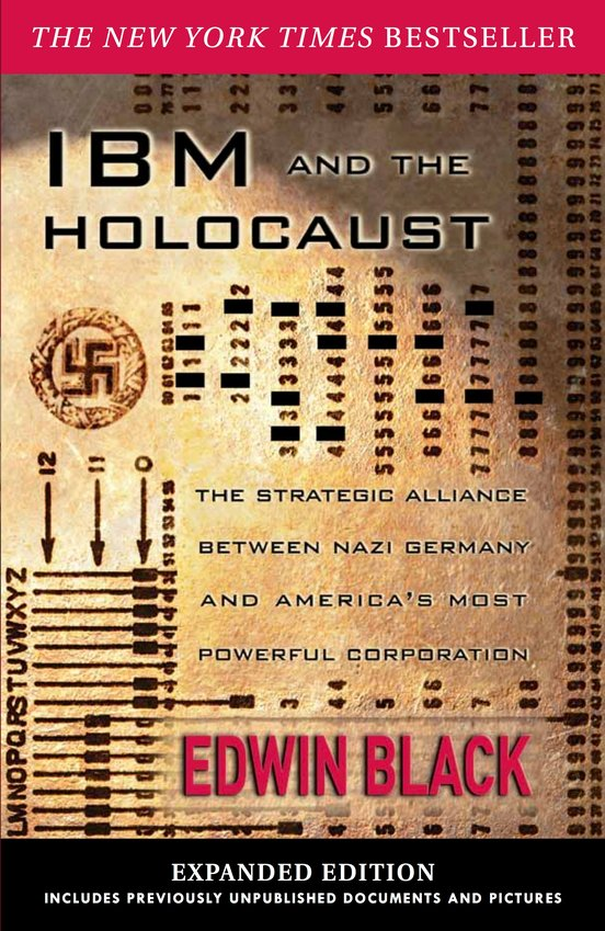 """""""IBM and the Holocaust"""" remains a best-seller 20 years after its first publication."""