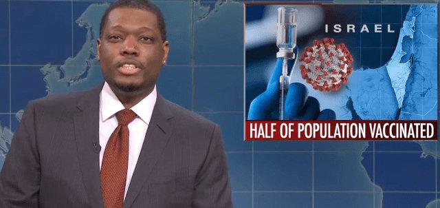 """SNL Weekend Update"" anchor Michael Che"