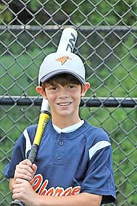 9-year-old Jacob Steinmetz, pictured in The Jewish Star  in 2012.
