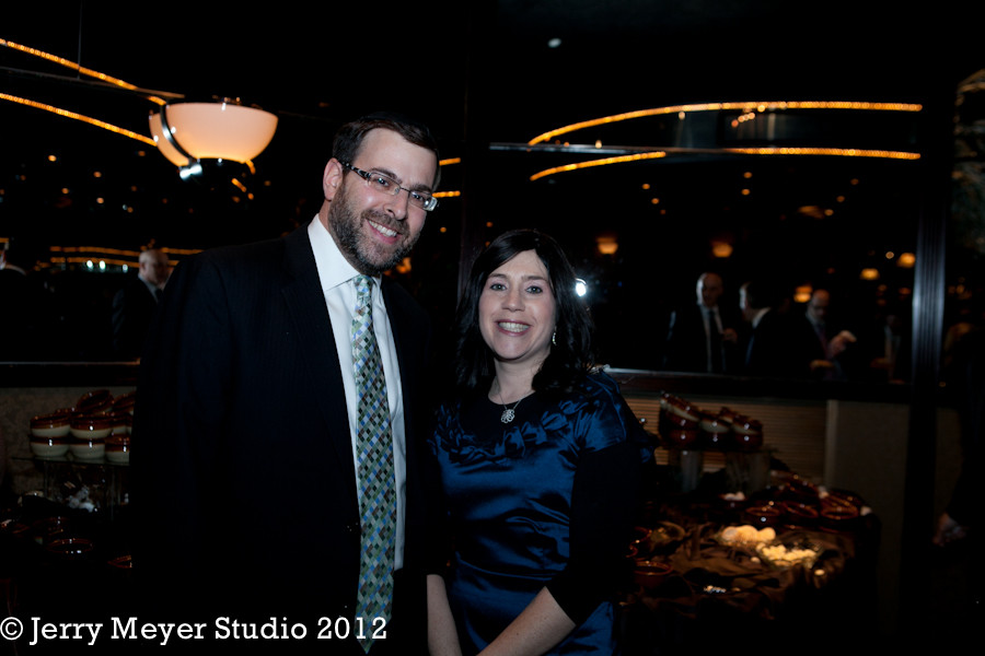 Middle School Principal Rabbi and Mrs. Dovid Kupchik