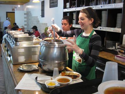 Nyu Soup Kitchen