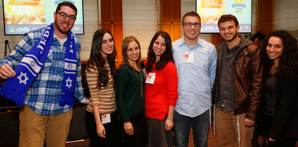 Some of the Jewish professionals attending Impact Israel in New York.