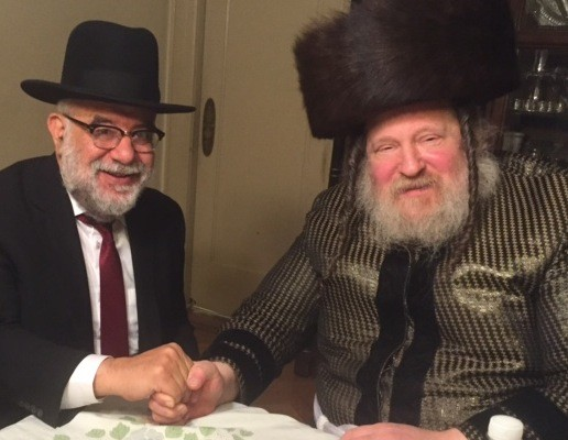 Pittsburgher Rebbe visits Long Beach | The Jewish Star