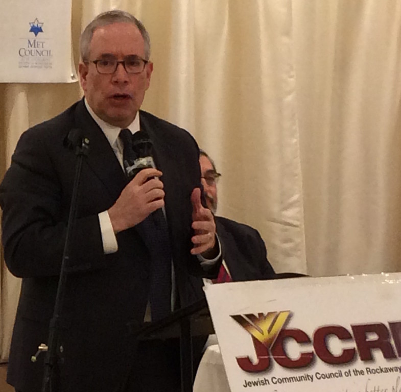 NYC Comptroller Scott M. Stringer