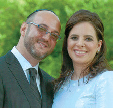 Parents of the Year Ronen and Tanya Nissani