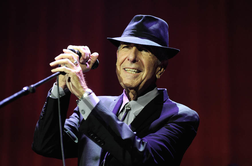 Singer Leonard Cohen died 'in his sleep after fall'