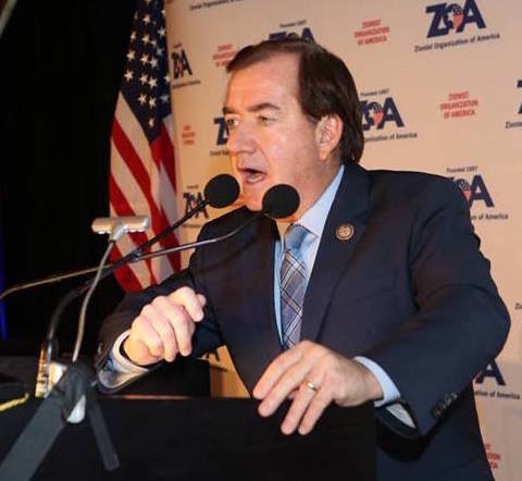 Award recipient Rep. Ed Royce.