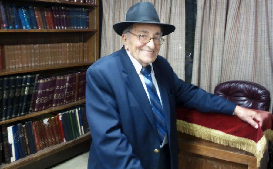 Legacy Of White Shul S Rabbi Ralph Pelcovitz The Jewish