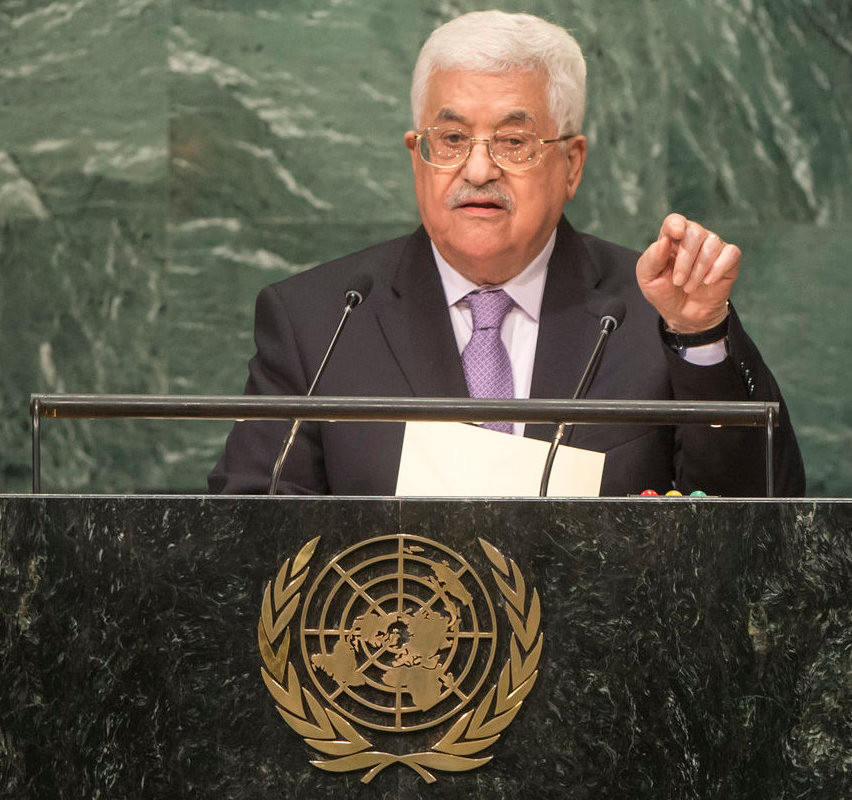 You Can't Make Peace With Leaders Like Abbas