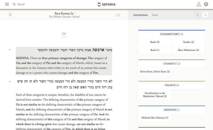 With full Talmud translation, online library hopes to make