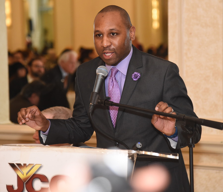 Far Rockaway City Councilmember Donovan Richards.
