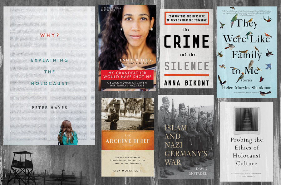 Jewish studies scholars recommended these seven recently published books about the Holocaust.
