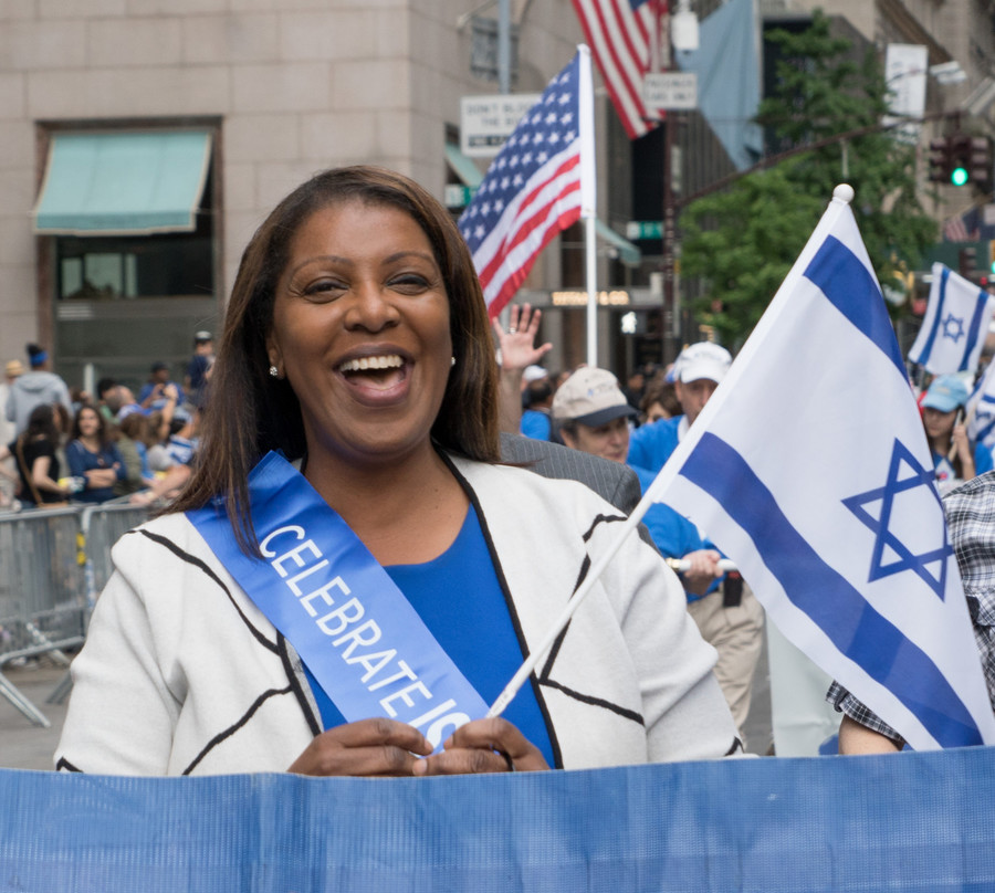 NYC Public Advocate Tish James.