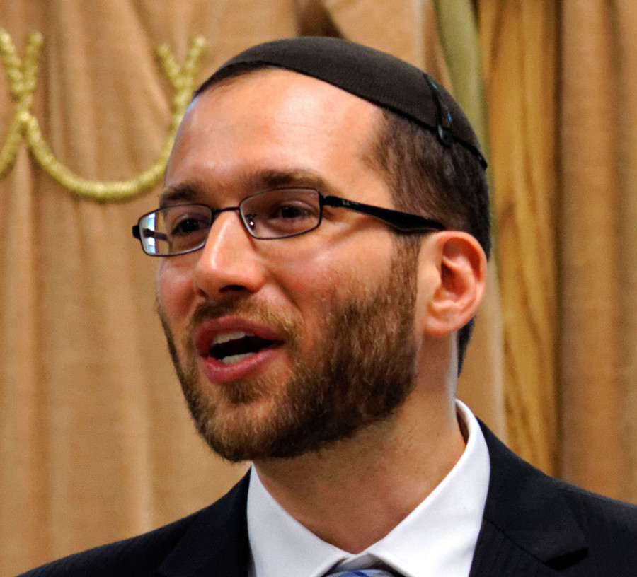 Rabbi Robby Charnoff, co-director, OU-JLIC at Queens College