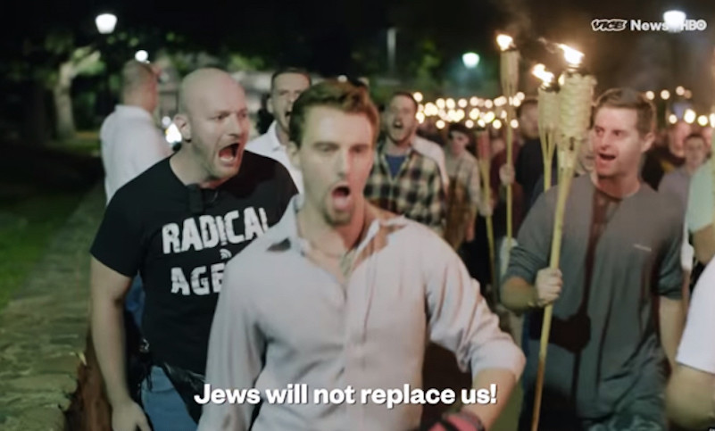 Anti-Semitic attacks rise worldwide in 2018, led by U.S., west Europe: study 1503489271_59b5