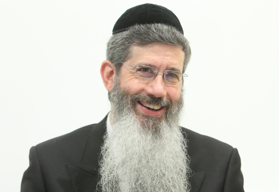 Rabbi David Goldwasser