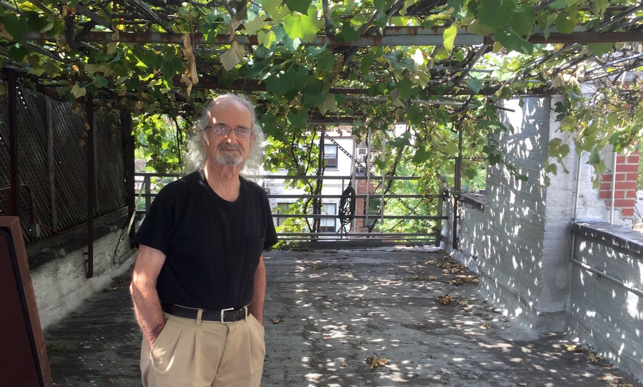 Latif Jiji at his Upper East Side winery, which dates back 40 years.