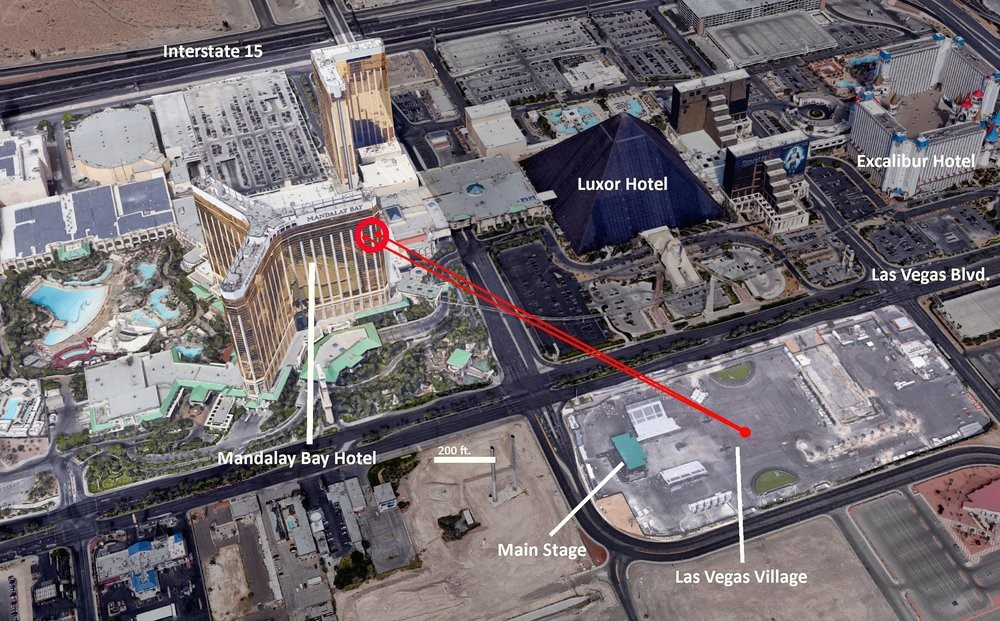 Israelis missing in Las Vegas are accounted for and safe, consulate says