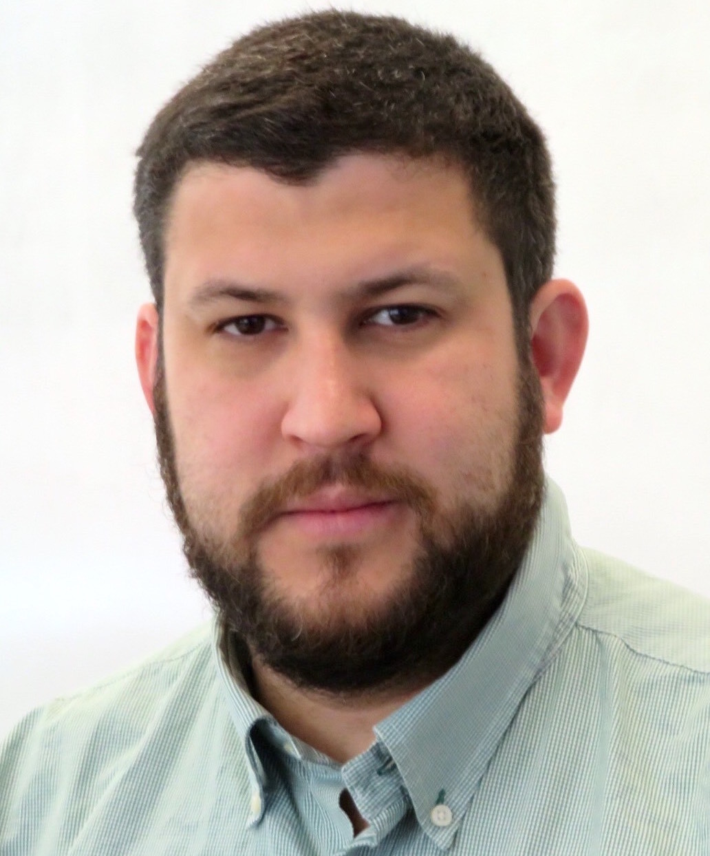 David Smolansky, a leader in exile of Venezuela's opposition, in Washington on March 12.