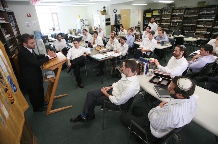 Yeshivat Chovevei Torah, at the Hebrew Institute of Riverdale, was established by Rabbi Avi Weiss in 1999.